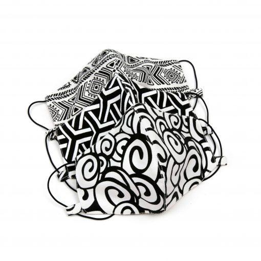 Handmade Adjustable Cotton Face Masks