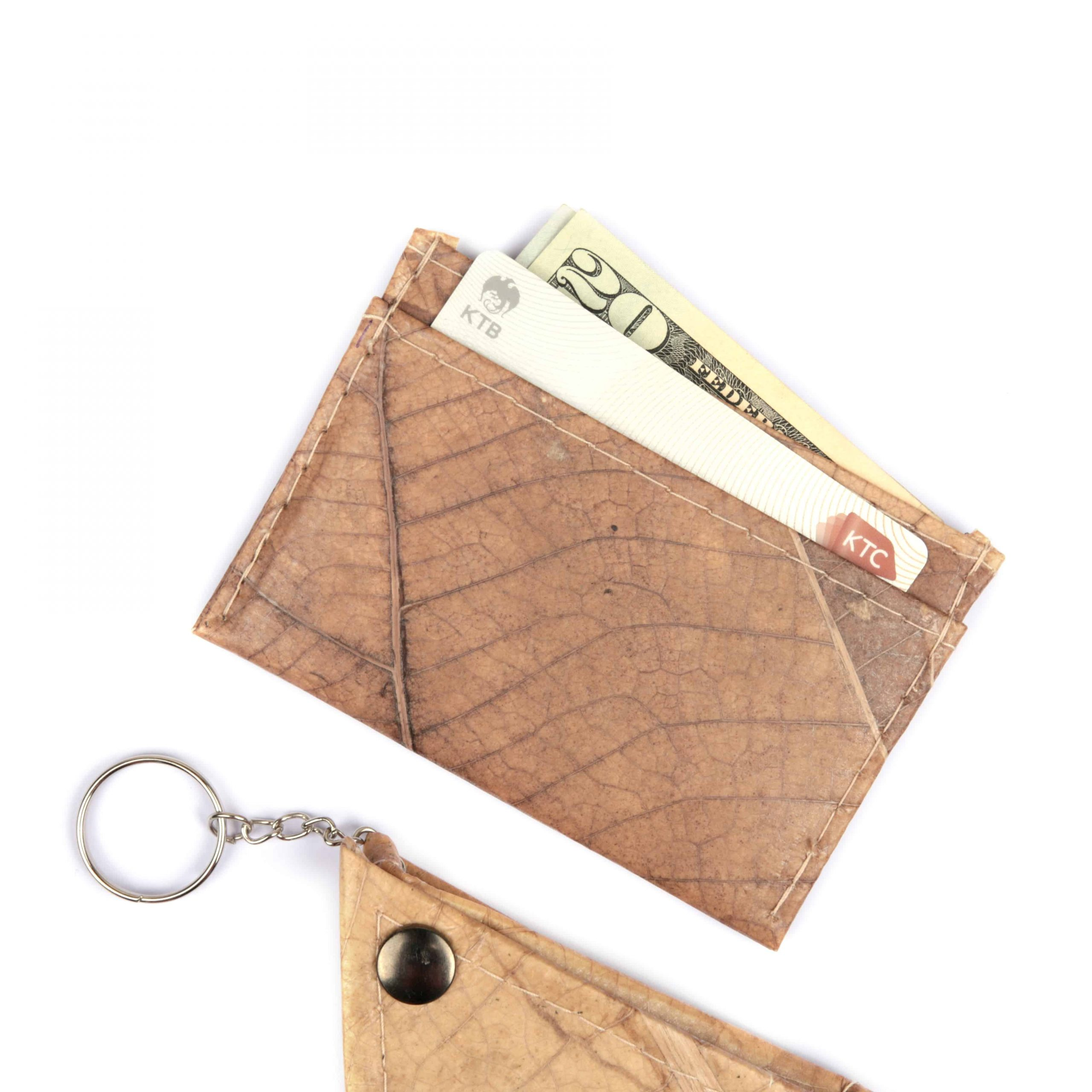 Natural Color Minimalist Wallet
