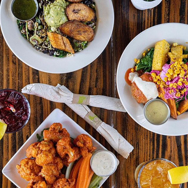 vegan restaurants LA sage