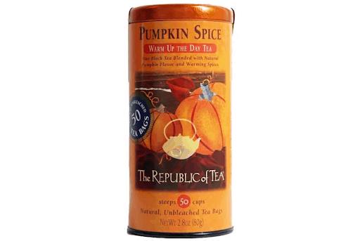 pumpkin spice black tea vegan pumpkin spice tea