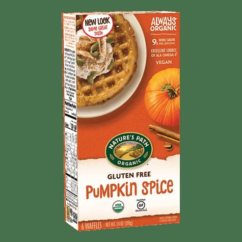 pumpkin spice vegan waffles vegan pumpkin spice products