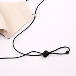 adjustable handmade cotton mask