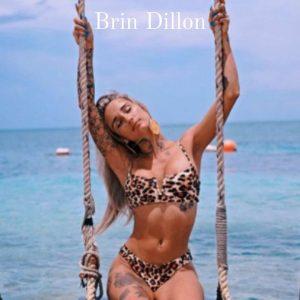 Vegan Model and Foodie Brin Dillon