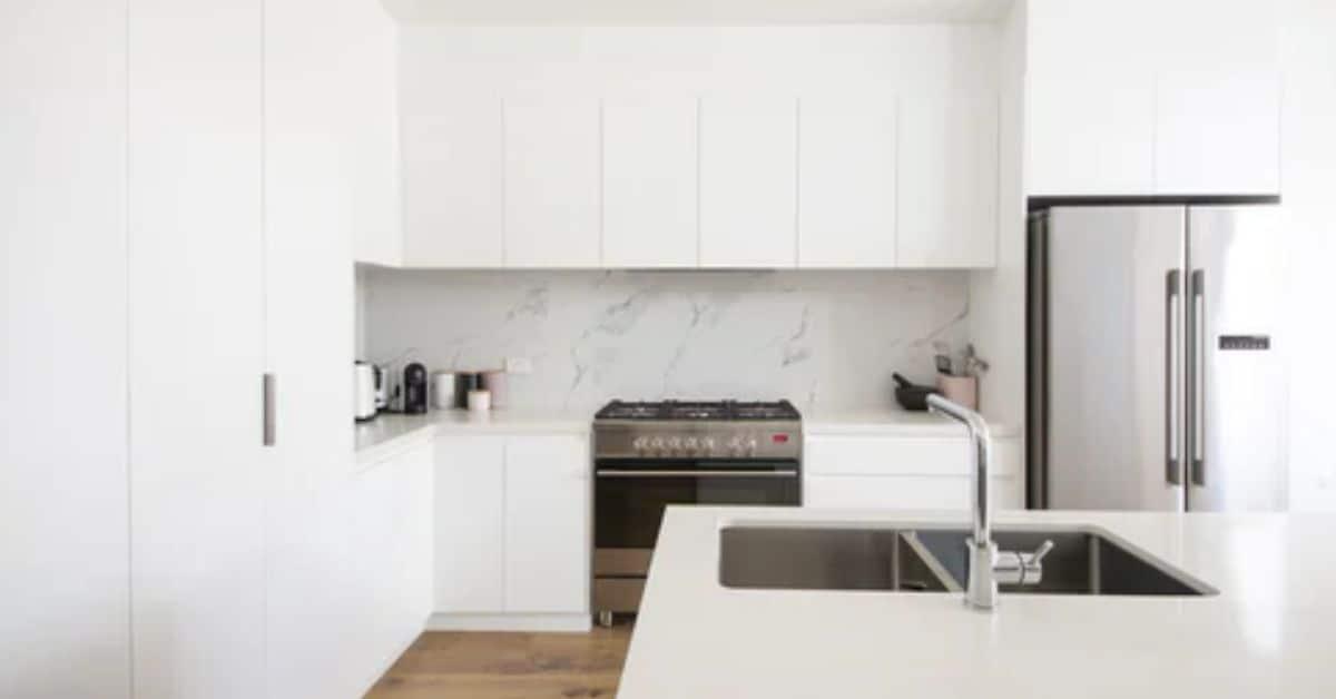 eco-friendly kitchen faucets appliances