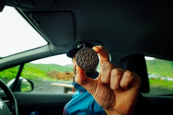 are oreos vegan while driving