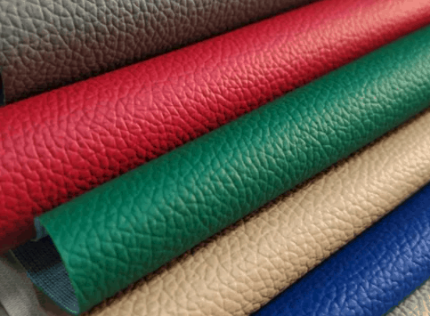 What is PVC leather?