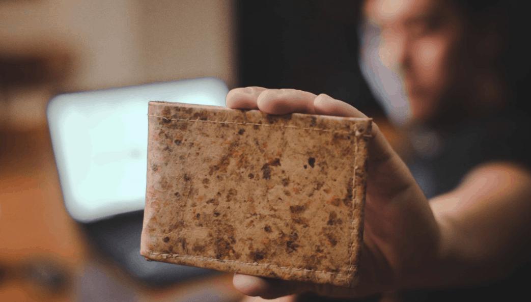 Teak Leaf & Coffee Bean Leather are Environmentally Friendly Vegan Leathers