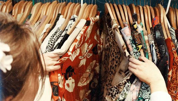 eco-friendly fashion on the racks