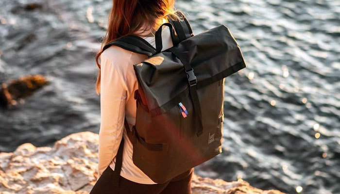 eco friendly GOT Bag Ocean Plastic Backpack